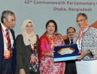 63rd Commonwealth Parliamentary Conference 01-08 November 2017