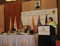 South Asian Speakers' Summit on achieving the SDGs